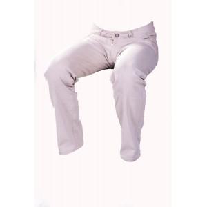 Dámské kalhoty béžové