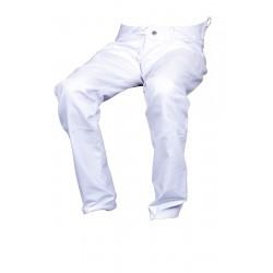 Pánské kalhoty bílé