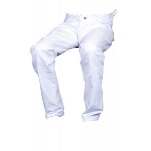 Dámské kalhoty bílé