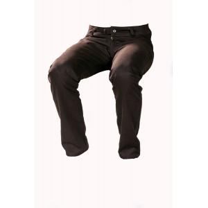 Dámské kalhoty hnědé