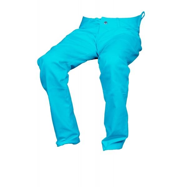 Pánské kalhoty zelené