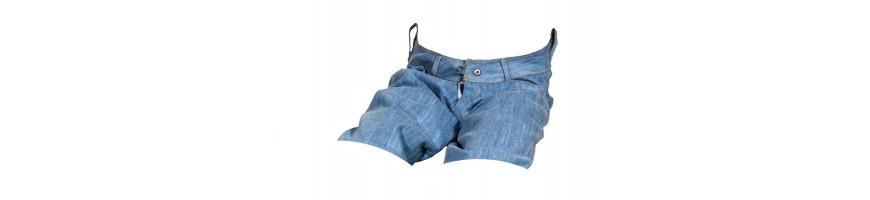 Pánské kraťasy jeans