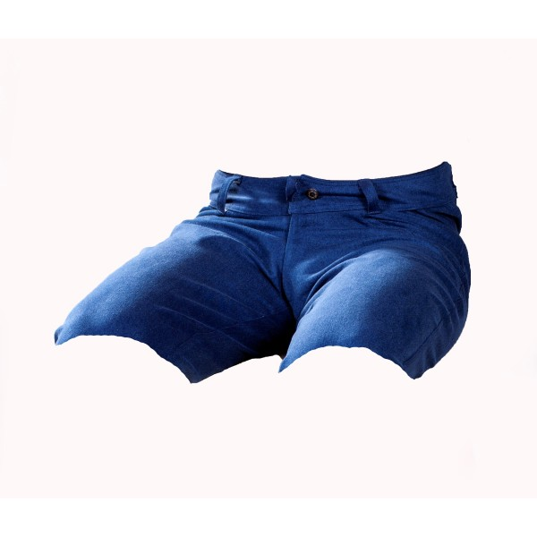 Pánské kraťasy tmavě modré