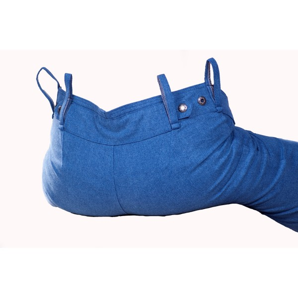Dámské kraťasy modré