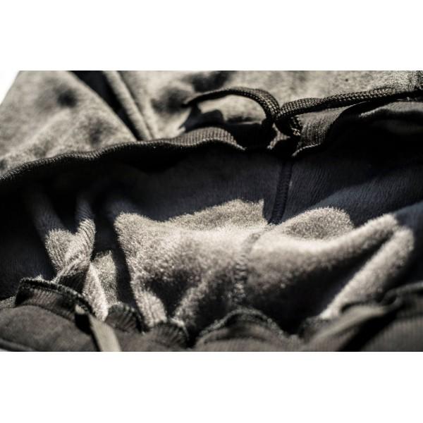 Pánské tepláky tmavě šedé