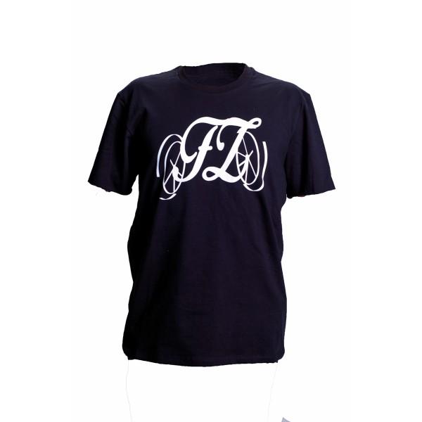 Pánské triko černé